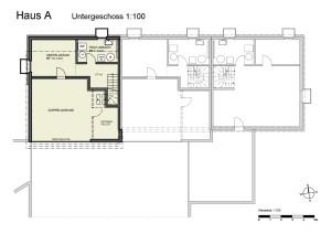 Haus A Untergeschoss 1-100